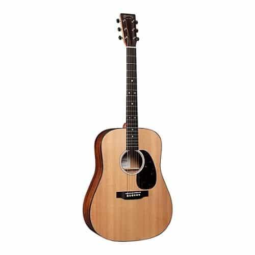Martin D-10E Dreadnought Acoustic-Electric Guitar