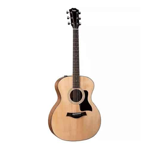Taylor 114e Grand Auditorium Acoustic-Electric Guitar